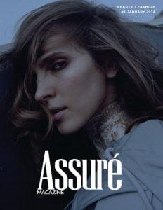 cover Assure Magazine december 2017